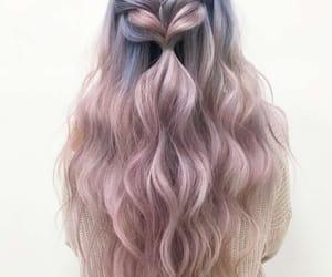 braid, braids, and curls image