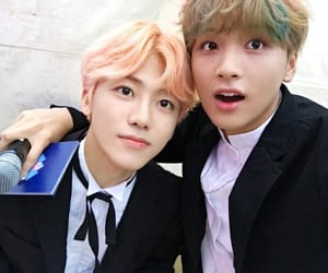 haechan, jaemin, and nct image