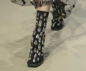 Alexander McQueen, fashion, and shoes image