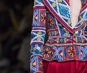 beauty, naeem khan, and clothes image