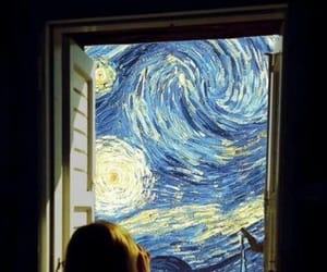 wallpaper, art, and vincent van gogh image