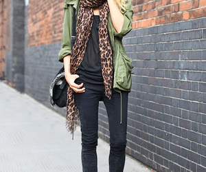 leopard, fall trends, and fall stye image