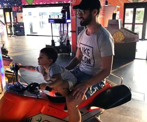 baby, daddy, and isco image