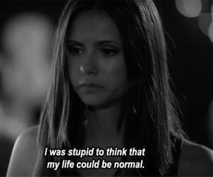 quotes, the vampire diaries, and Nina Dobrev image