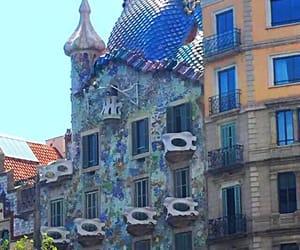 architecture, espana, and Gaudi image