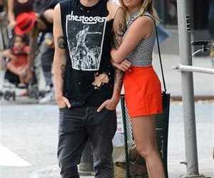 ashley tisdale, couple, and hair image