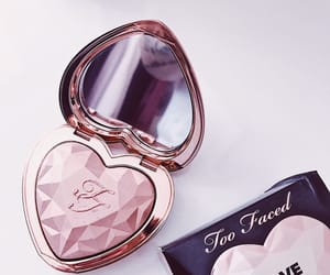 highlighter, pink, and toofaced image