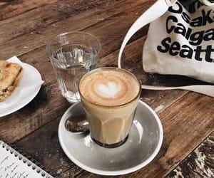 coffee and coffee shop image