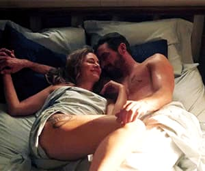 gif, Madchen Amick, and skeet ulrich image