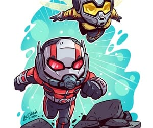 Marvel and ant-man image