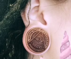 gauges, illuminati, and Plugs image