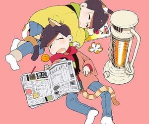 osomatsu, jyushimatsu, and osomatsu san image