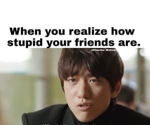 friendship, korea, and khangal_weheartit image