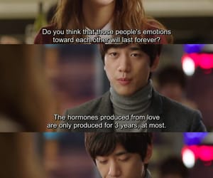 affection, drama, and korea image