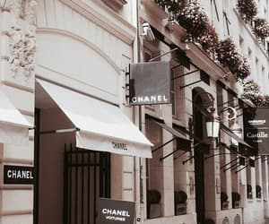 chanel, luxury, and architecture image