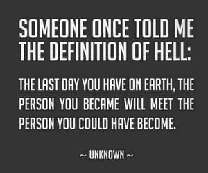 definition, hell, and life image