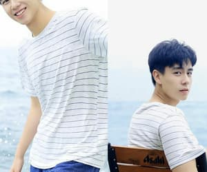 model, chinese actor, and hu yitian image