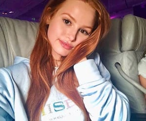 icon, riverdale, and madelaine petsch image