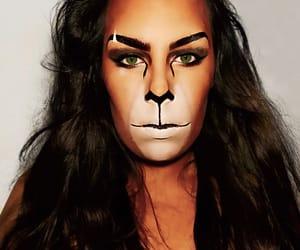 lion, scar, and makeuptransformation image
