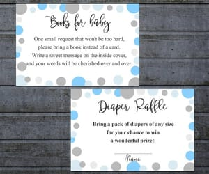 etsy, boy baby shower, and baby shower games image