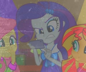 edit, theme, and twilight sparkle image