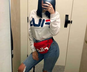 Fila, fashion, and outfit image