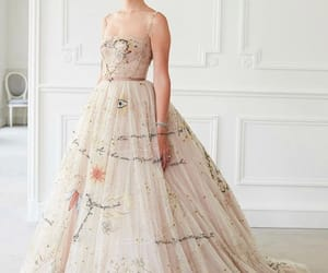 wedding, dior, and chiara ferragni image