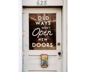 quotes, open, and door image