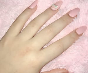 aesthetic, baby pink, and girly image
