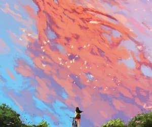 animation, anime art, and shojo image