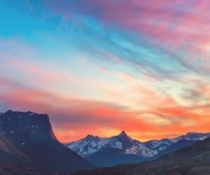 colors, landscape, and nature image
