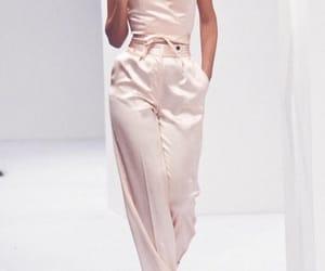 fashion, runway, and vintage image