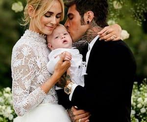 couple, wedding, and fedez image