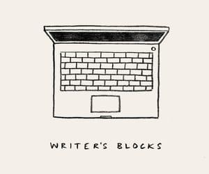 Ilustration and writer image