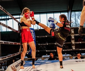Action, boxing, and fight image