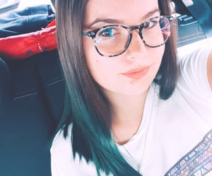 me, greenhair, and 💚 image