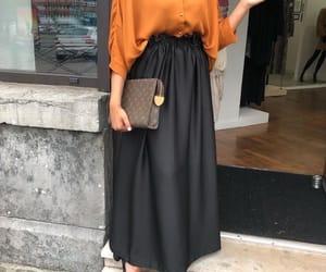 hijab, style, and turban image