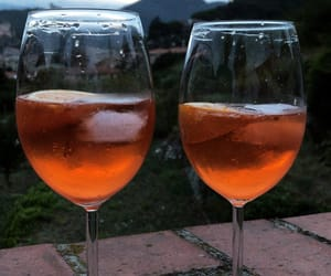 Aperitivo, italy, and summer image