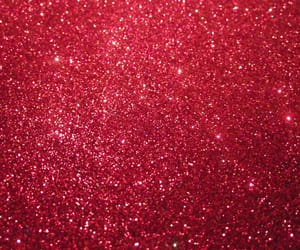 background, red, and glitter image