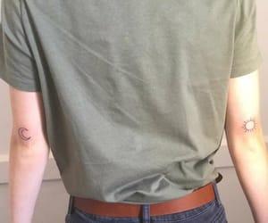 minimalist, tatouages, and tatoo image