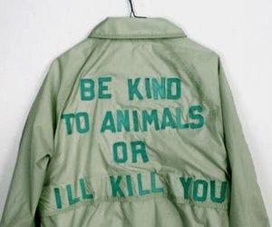 green, quotes, and animal image