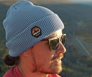 adventure, guy, and hat image