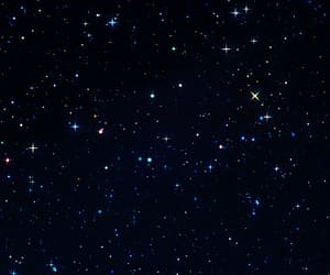 beautiful, stars, and Darkness image