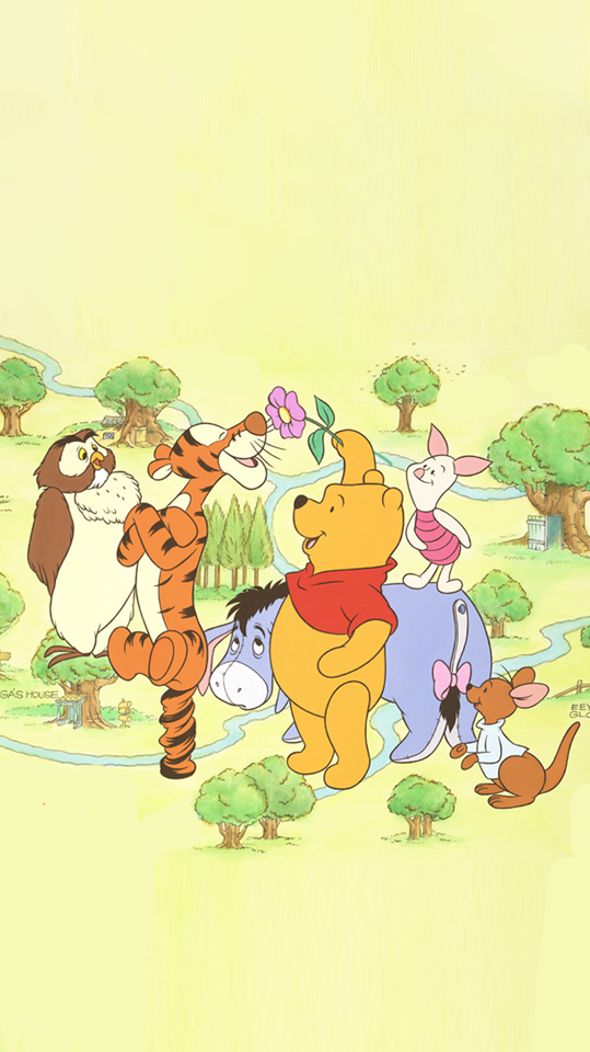 disney, piglet, and pooh image