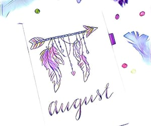 art, August, and edit image