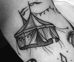 tattoo and circus image