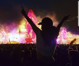 festival, hardcore, and music image