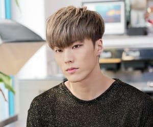 asian boy, imfact, and kpop image
