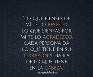 frases, respeto, and cada quien image