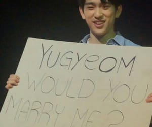 lol, jinyoung, and reaction pic image